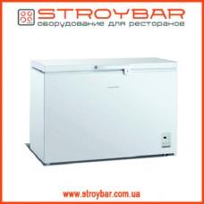 Ларь морозильный с глухой крышкой Scan SB 400-1