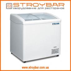 Ларь морозильный Polair DF 120 SC-S