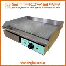 Жарочная поверхность гладкая FROSTY EGD-06A