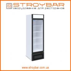 Шкаф универсальный  КАПРИ 0,5 УСК (стеклян.дверь канапе)