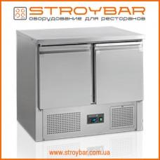 Стол-саладетта морозильный Tefcold SA910BT