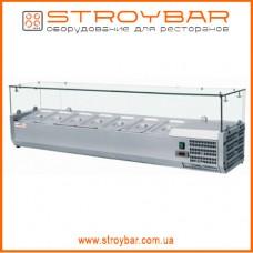Витрина холодильная для топпинга FROSTY  VRX1400/330