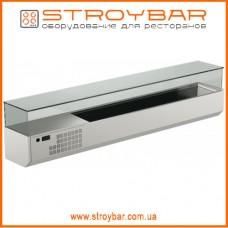 Витрина холодильная Angelo Po AR163V
