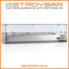 Холодильная витрина для топингов Tefcold VK33-150