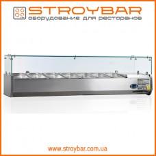 Холодильная витрина для топингов Tefcold VK33-160