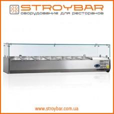 Холодильная витрина для топингов Tefcold VK38-160
