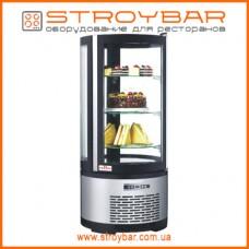 Витрина холодильная кондитерская настольная FROSTY  ARC-100R