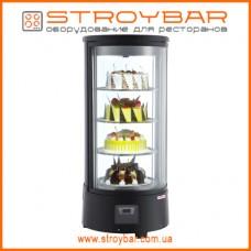 Витрина холодильная кондитерская настольная FROSTY  RTC-72L