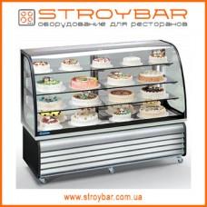 Витрина холодильная Tecfrigo Brio186Q