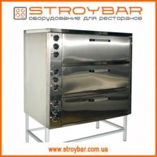 Шкаф пекарский с плавной регулировкой мощности ШПЭ-3 (Эталон)