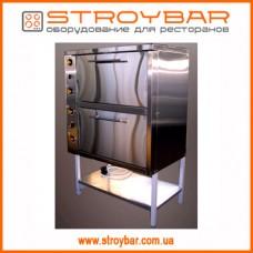 Шкаф жарочный  с плавной регулировкой мощности ШЖЭ-2-GN1/1 (Эталон)