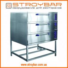 Шкаф жарочный  с плавной регулировкой мощности ШЖЭ-3-GN1/1 (Эталон)